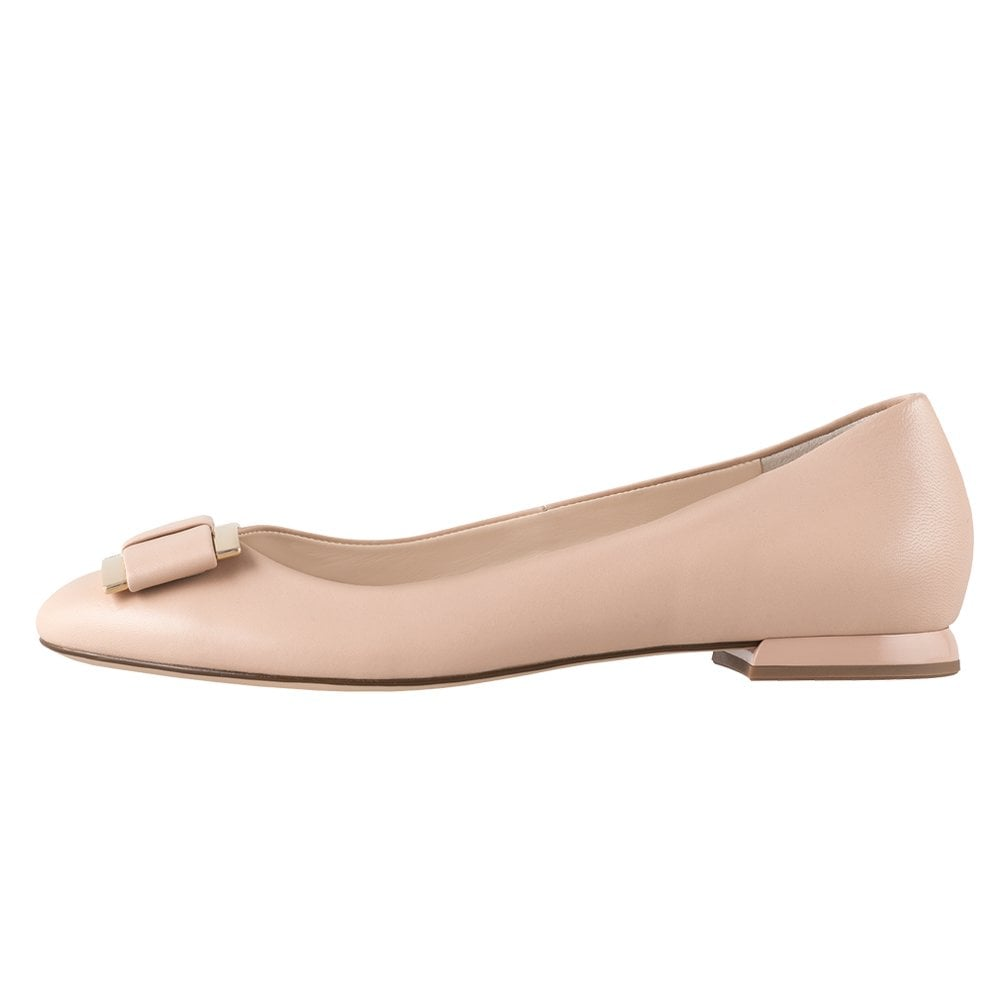531f904fa Hogl Pumps | 7-10 1060 1800 | Harmony Pumps in Nude Leather | Hogl UK