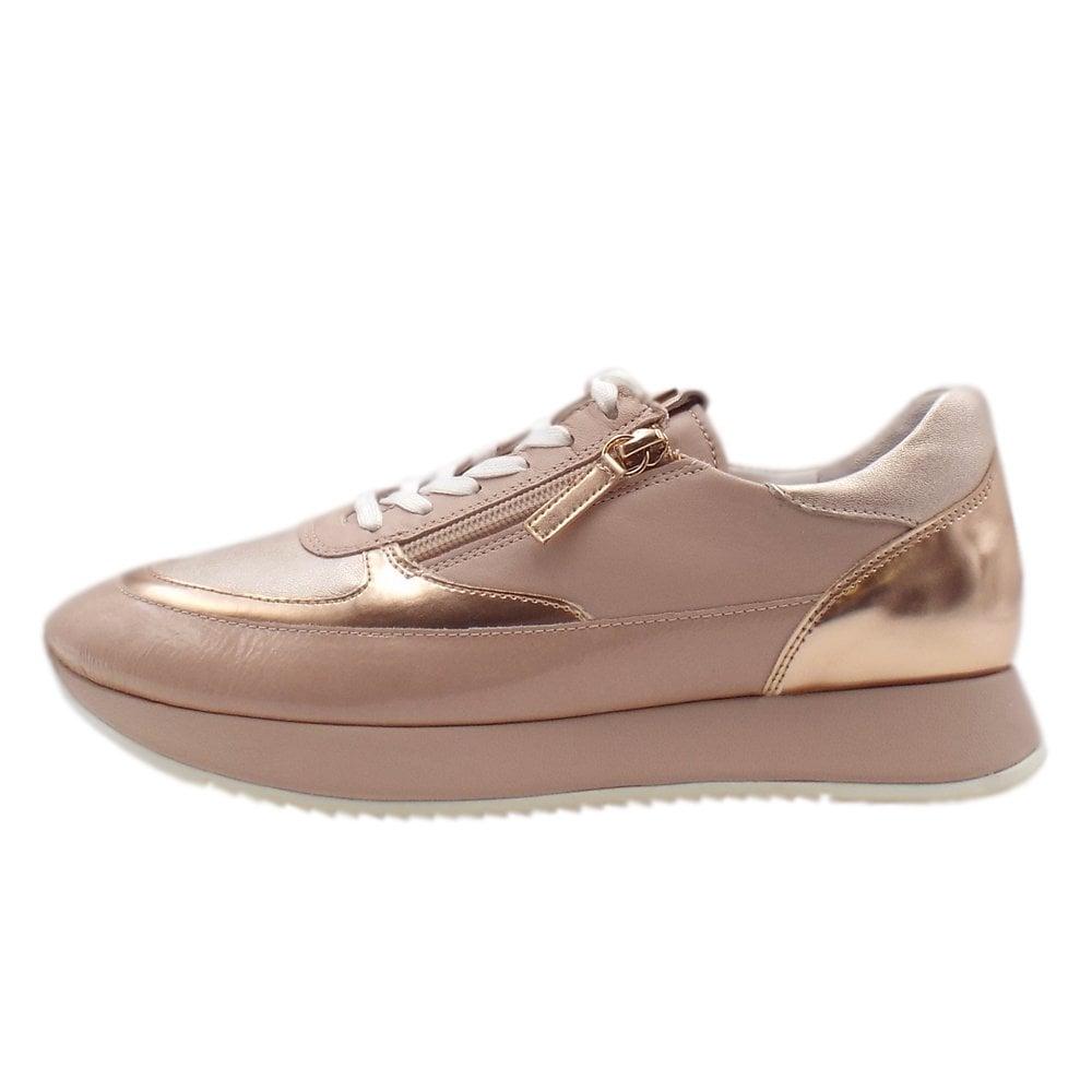 10 1329 | Womens Sneakers in Rose | Hogl