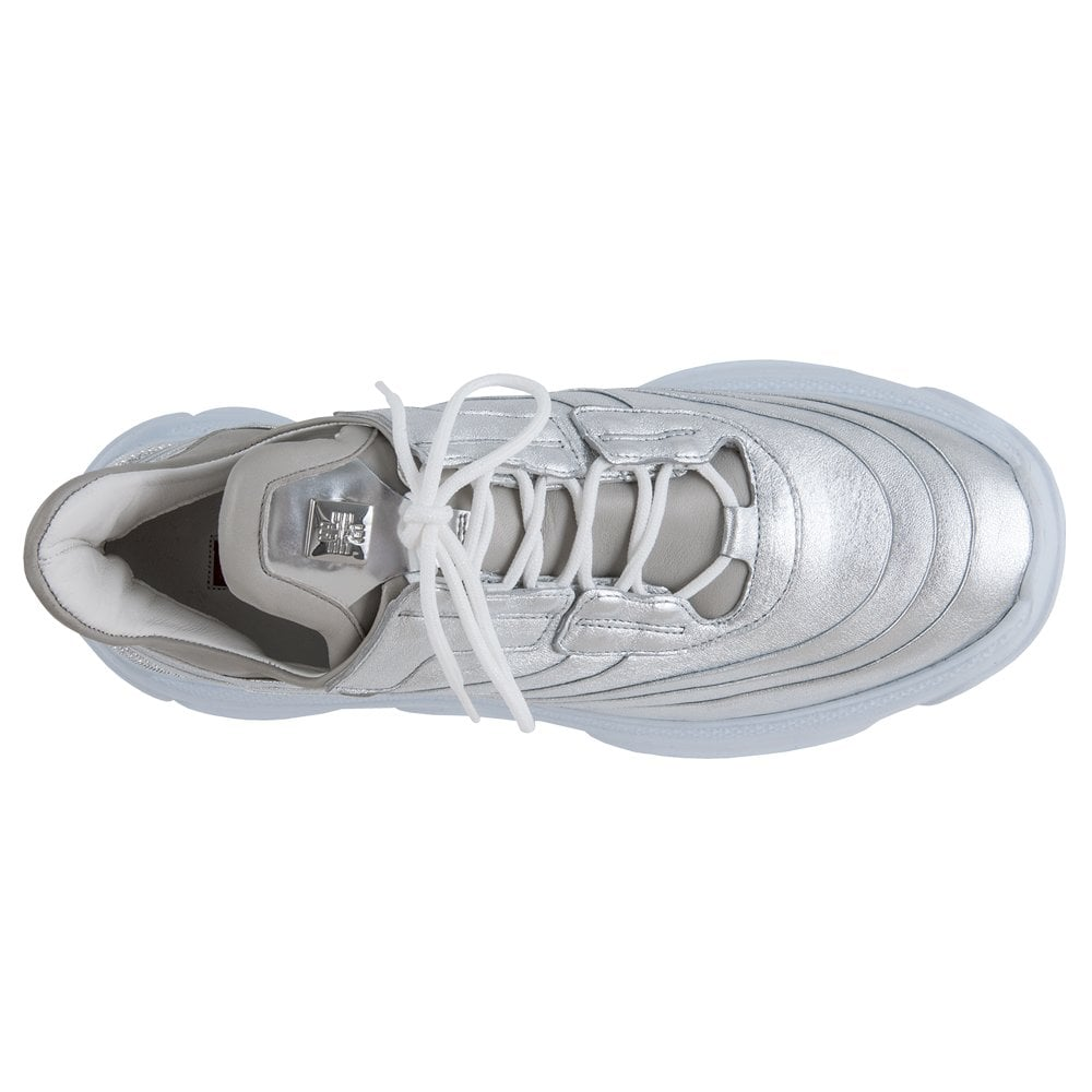 7 10 7600 Visionary Sneakers In Silver 5311 SzVpMU